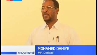 MP Mohamed Dahiye unhappy with refugee vetting drive ,citing irregularity and favoritism of Kenyans
