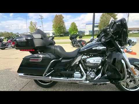 2021 Harley-Davidson Ultra Limited in Ames, Iowa - Video 1
