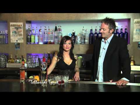 Telluride Twist with Telluride Vodka and Dekuyper Triple Sec on Hotmixology Boutique Hotels
