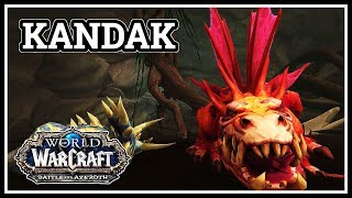 Kandak WoW Battle for Azeroth
