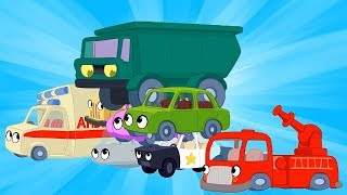 The Vehicle Bandits | +More Episodes | My Magic Pet Morphle | All Episodes | Cartoons for Kids