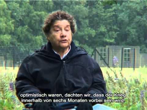 Betty Meir beschreibt ihre Arbeit als Krankenschwester im Lager Westerbork