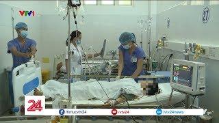 Vụ tai nạn rước dâu ở Quảng Nam: 4 nạn nhân bị chấn thương nặng - Tin Tức VTV24