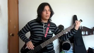 Abduction - D.R.I. (Bass Cover)