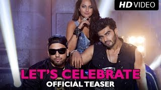 Let's Celebrate - Song Teaser - Tevar