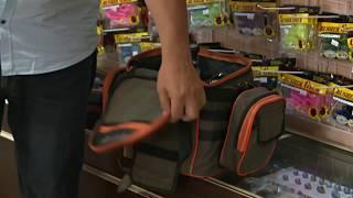 Рыболовные сумки sakura bank runner basa 0956500