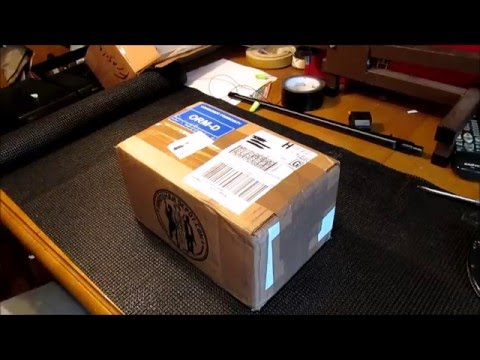 Video Unboxing...1000 rds of 9mm Ammo :)