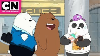 We Bare Bears | Human Friends | Cartoon Network
