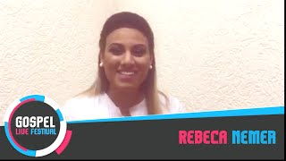 Gospel Live Festival | Rebeca Nemer