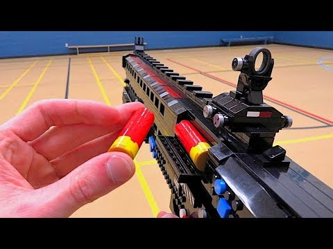 Die unglaublichsten Lego Kreationen - die WIRKLICH funktionieren