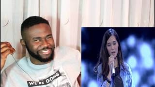 The Voice Thailand - วี วิโอเลต - Leaving On A Jet Plane - 29 Sep 2013 REACTION