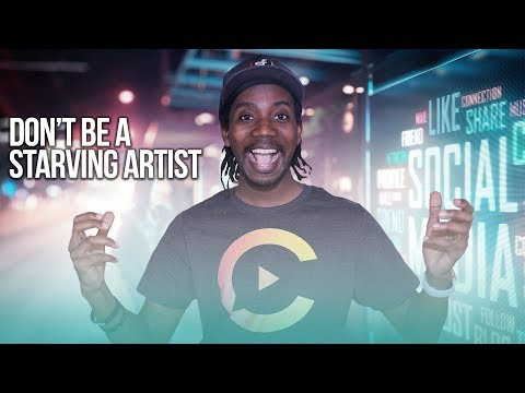 DON'T BE A STARVING ARTIST! MAKE MONEY INSTEAD!