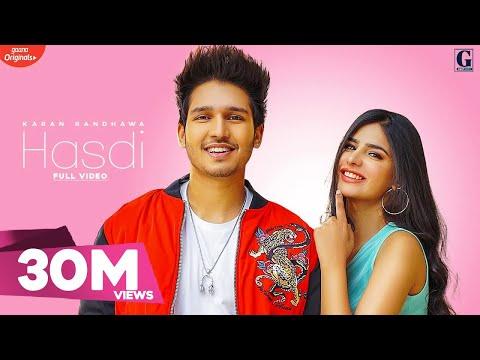 HASDI : Karan Randhawa (Official Video) Satti Dhillon | Rajat Nagpal | GK DIGITAL | Geet MP3
