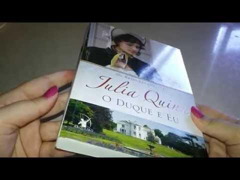 Review - Livro O duque e eu