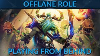 Losing your Offlane? THIS WILL SOLVE YOUR PROBLEM FOREVER!!!!!!