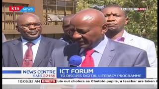 Kenyan MPs write policies for Digital Literacy Programme
