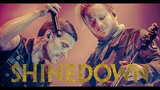 Gambar cover Shinedown - GET UP (LIVE)