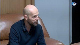 Великий Новгород посетил драматург, актер и режиссер Иван Вырыпаев