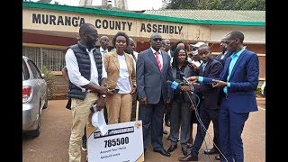 Punguza Mizigo Bill goes to Murang'a - VIDEO