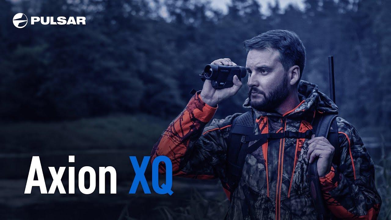 Axion XQ38: Pulsar's new thermal imaging spotter