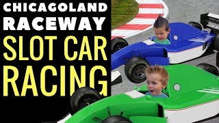 Fun Things To Do: Westmont Illinois Chicagoland Raceway Slot Car Racing