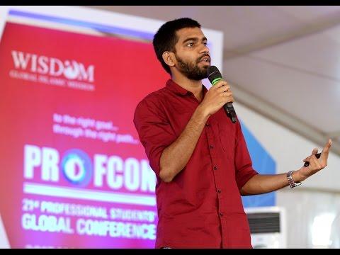 PROFCON 2017  : Quran – Divine Authorship : Abdulla Basil CP