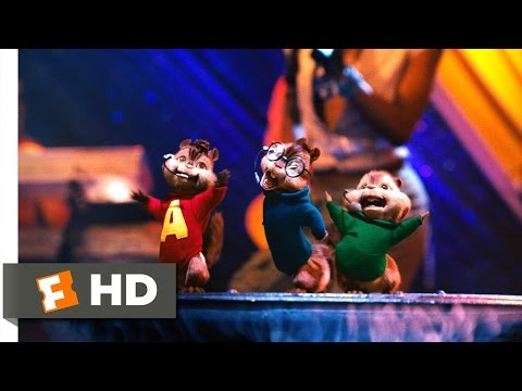 Alvin and the Chipmunks (2007) - Witch Doctor Scene (5/5) | Movieclips