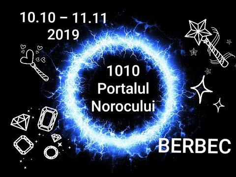 BERBEC - Portalul Norocului 10.10.2019-11.11.2019