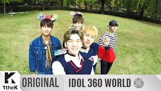 IDOL 360 WORLD(아이돌360월드): VIXX(빅스)_The Closer (VR Guide Ver.(VR 가이드 버전))