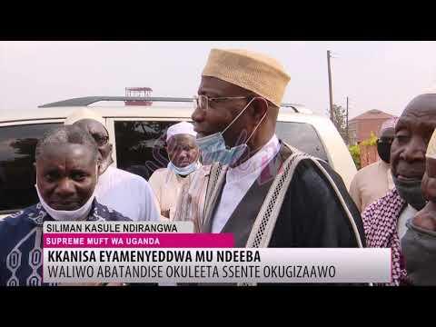 Abantu ab'enjawulo bavuddeyo okuwa obuyambi ku kanisa eyamenyeddwa