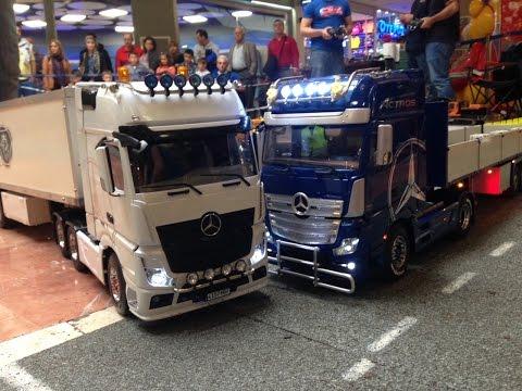 Camiones Rc centro comercial Tres Aguas 17-18 octubre 2015,maquinara a radio control, RC trucks,
