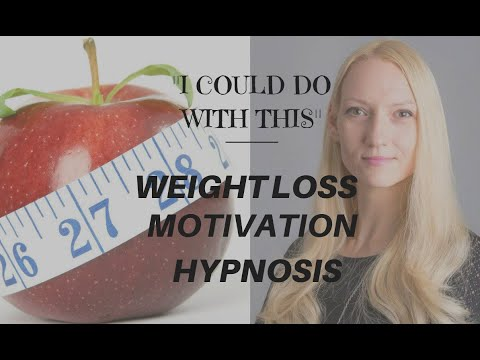 Weight Loss Motivation Hypnotic Rest Session