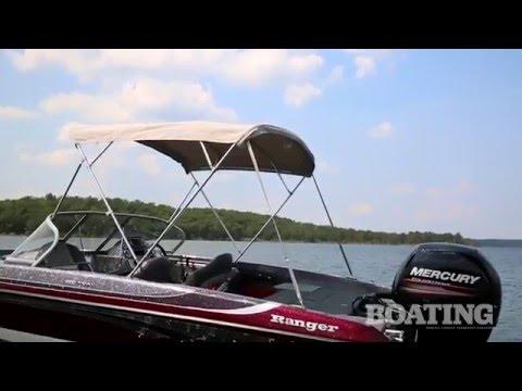 2016 Ranger 190LS Reata 19′ Fish & Ski Boat Test