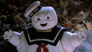 Ghostbusters  - A Marshmallow World