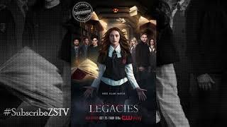 "Legacies 1x09 Soundtrack ""Favorite Color Is Blue (feat. K.Flay)- ROBERT DELONG"""