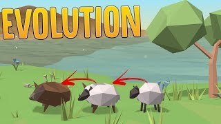 Man Evolves Wild Boar From Sheep - Building A Forest Biome - Equilinox