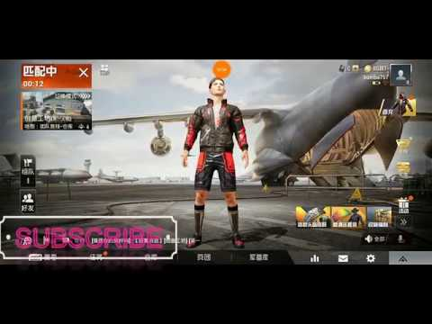PUBG MOBILE Chinese Version||Best Sensitivity Settings||For Claw
