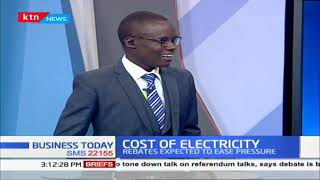Cost of Electricity: Kenyans expectant of a drop in Tariffs