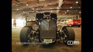 Hot Rod & Custom Expo in Sydney offering you Car Show from car enthusiasts