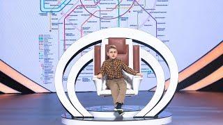 «Удивительные люди». Кирилл Агеев. Знаток московского метро