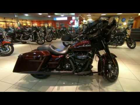 2018 Harley-Davidson Touring FLHXS Street Glide Special