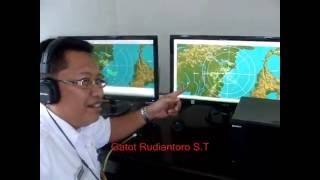 Radar Cuaca BMKG Balikpapan