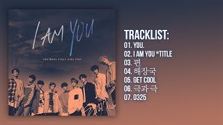 [Full Album] Stray Kids(스트레이 키즈) - I am YOU