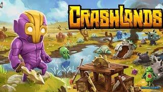 Crashlands (iOS/Android) Gameplay HD