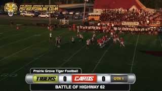 Prairie Grove (12) vs Farmington (28) 2015