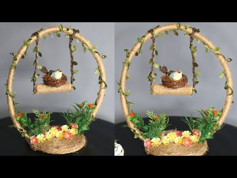Jute Craft Idea Home Decorating Ideas Handmade Easy Home Decorate Craft Ideas Mp3 Free Download