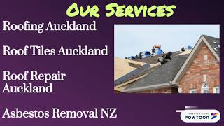 Call JP Franklin Roofing for Roof Repairs West Auckland