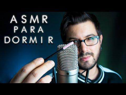 Sonidos que te Harán Dormir en Minutos   ASMR Español   Sleepy Tingles