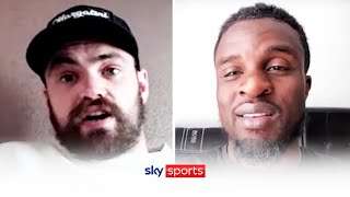 Ohara Davies & Tyrone McKenna argue over who will win the Golden Contract Final! ????