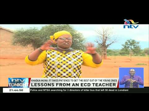 What it takes to be a good ECD teacher